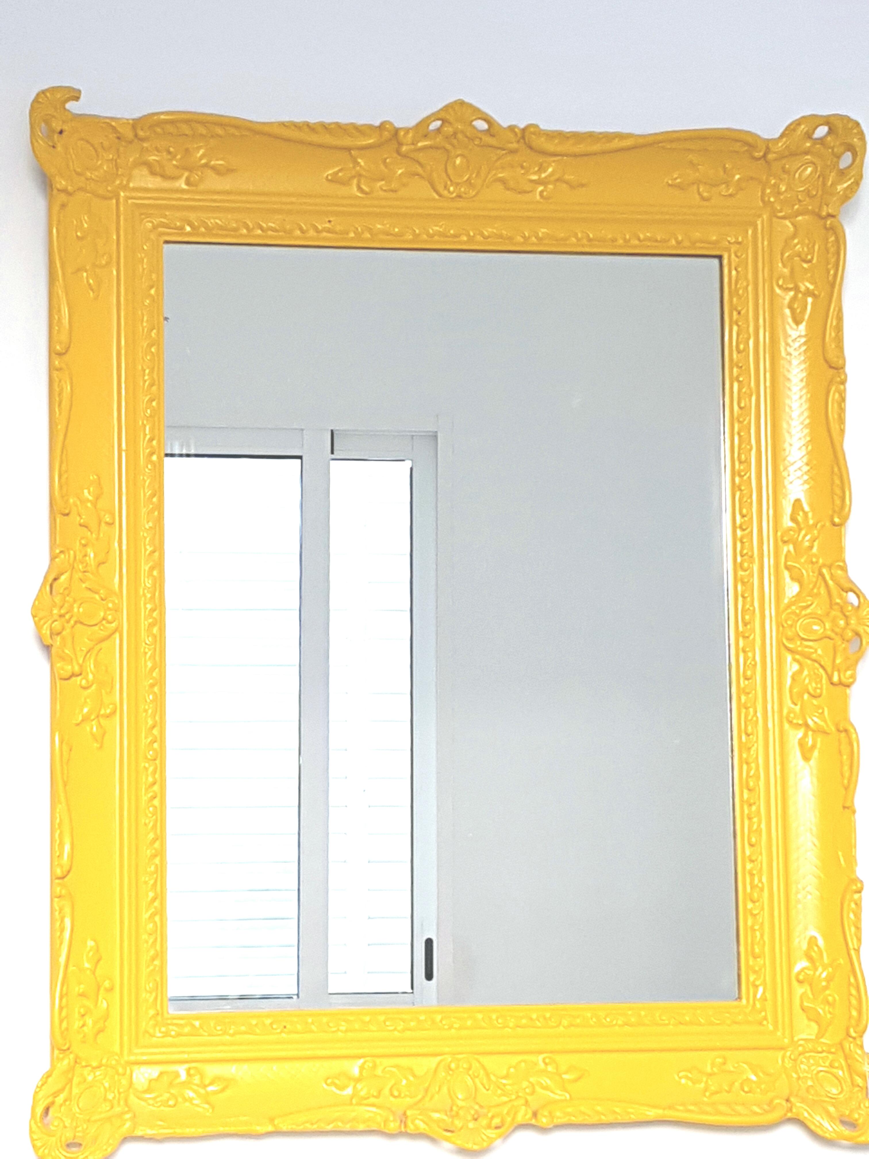La alegr a de los colores erase una vez decoraci n decoraci n de interiores - De que color es un espejo ...