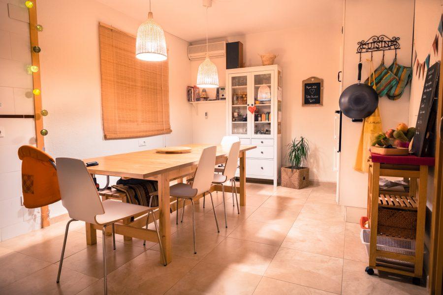 Una cocina con encanto francés   Erase una vez decoración ...