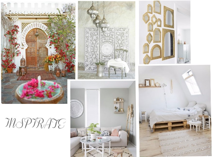 Insp rate decoraci n rabe erase una vez decoraci n - Decoracion arabe interiores ...