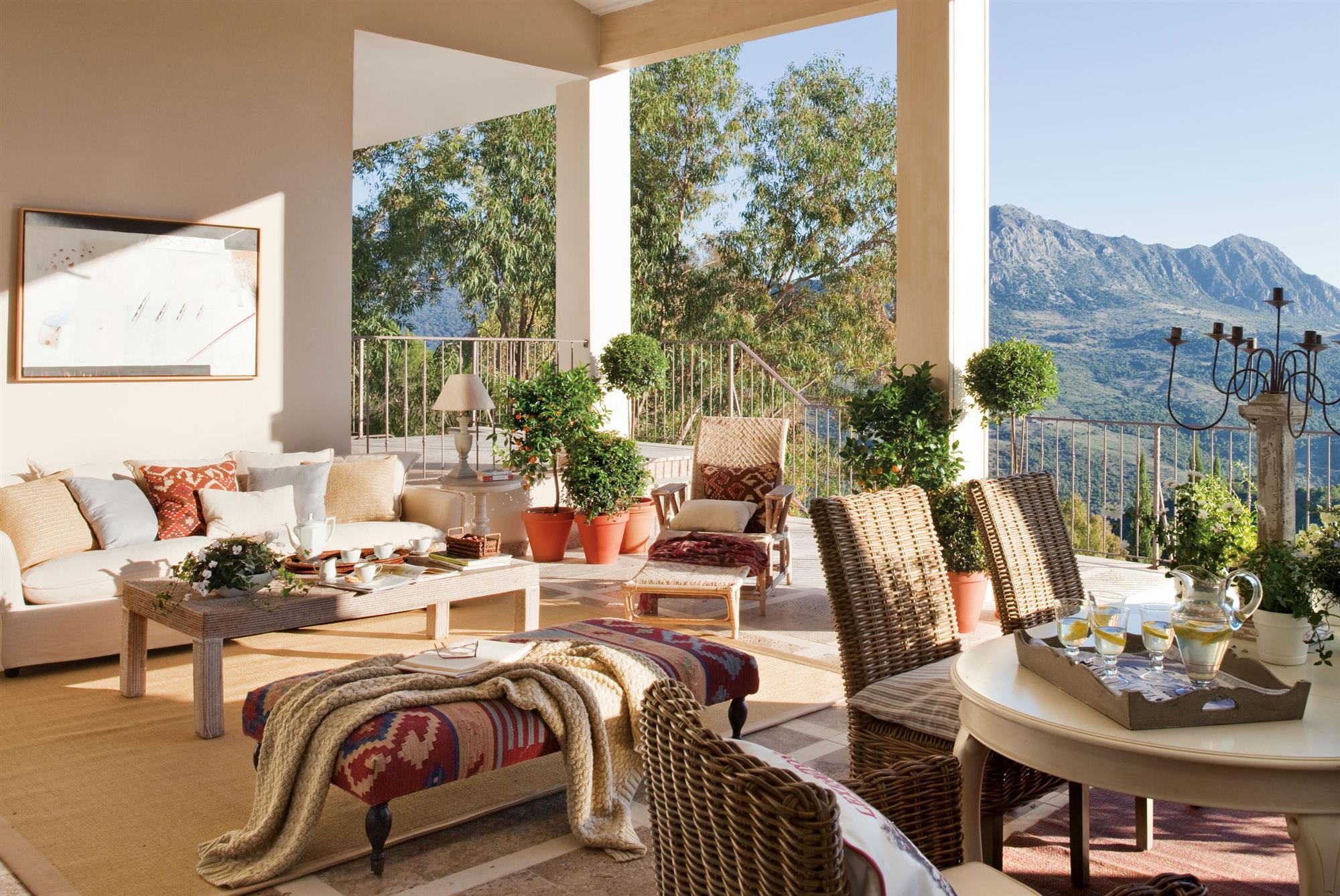 Como aprovechar mi terraza erase una vez decoraci n for Casa paulina muebles y decoracion
